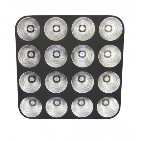 LED Blinderis MATRIX 16x30W COB WH