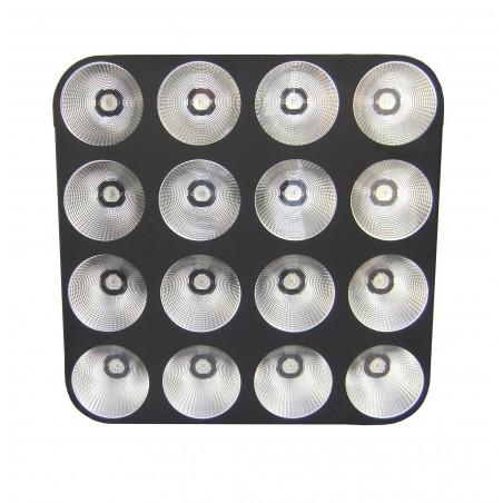 LED Blinderis MATRIX 16x30W COB WH