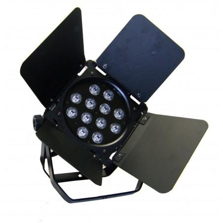 Prožektorius LED PAR 56 12x10W RGBW 4in1 IP65