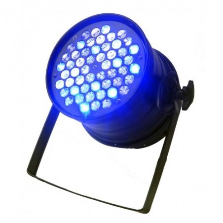 Prožektorius LED PAR 64 54x3W RGBW