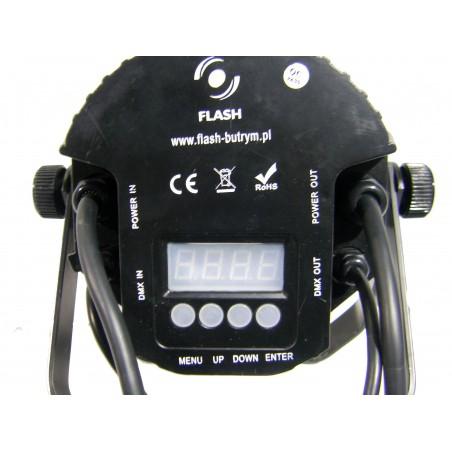 Prožektorius LED PAR 64 36x3W RGB IP65