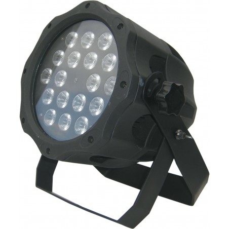 Prožektorius LED PAR 64 18x10W RGBWA 5in1 IP65