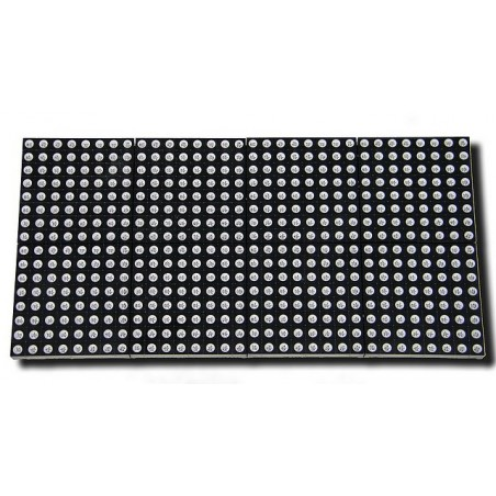 LED Matrica DOT 7 62mm 240X120mm