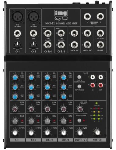 Stageline MMX-2USB