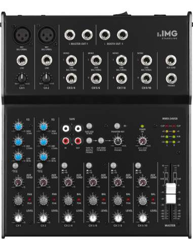 Stageline MMX-842USB