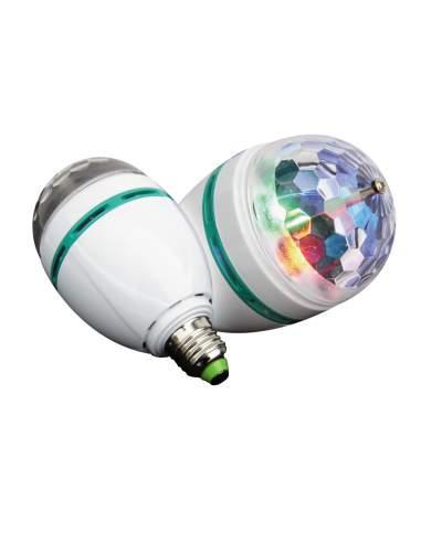 LED atmosferinė lempa - gaublys