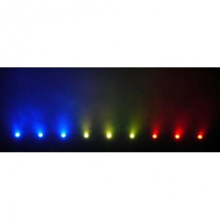 Efektas LED WALL WASHER 9x10W RGBW IP65