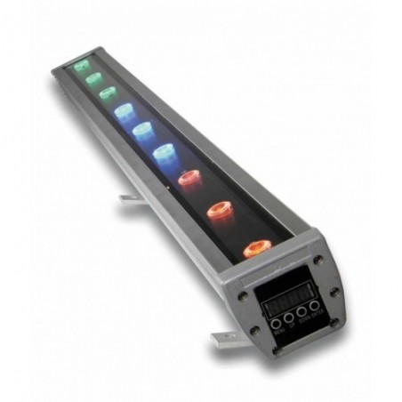 Efektas LED WALL WASHER 9x10W RGBW IP65