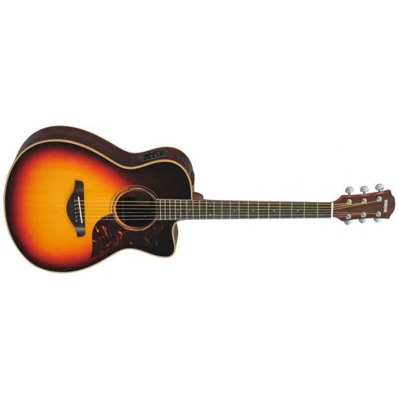 El. ak. gitara Yamaha AC1M Sunburst