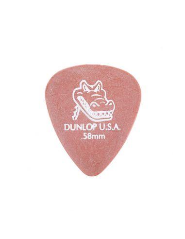 Mediatorius Dunlop Gator Grip 0.58 mm