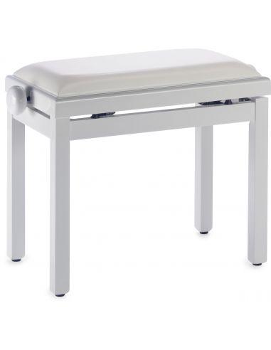 Pianino kėdutė Stagg PB39 WHP SWH