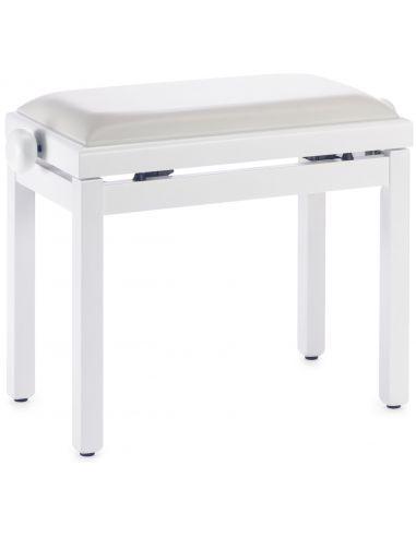 Pianino kėdutė Stagg PB39 WHM SWH