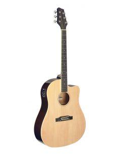 El. ak. gitara Stagg SA35 DSCE-N