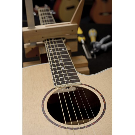El. ak. gitara James ASY-DCE