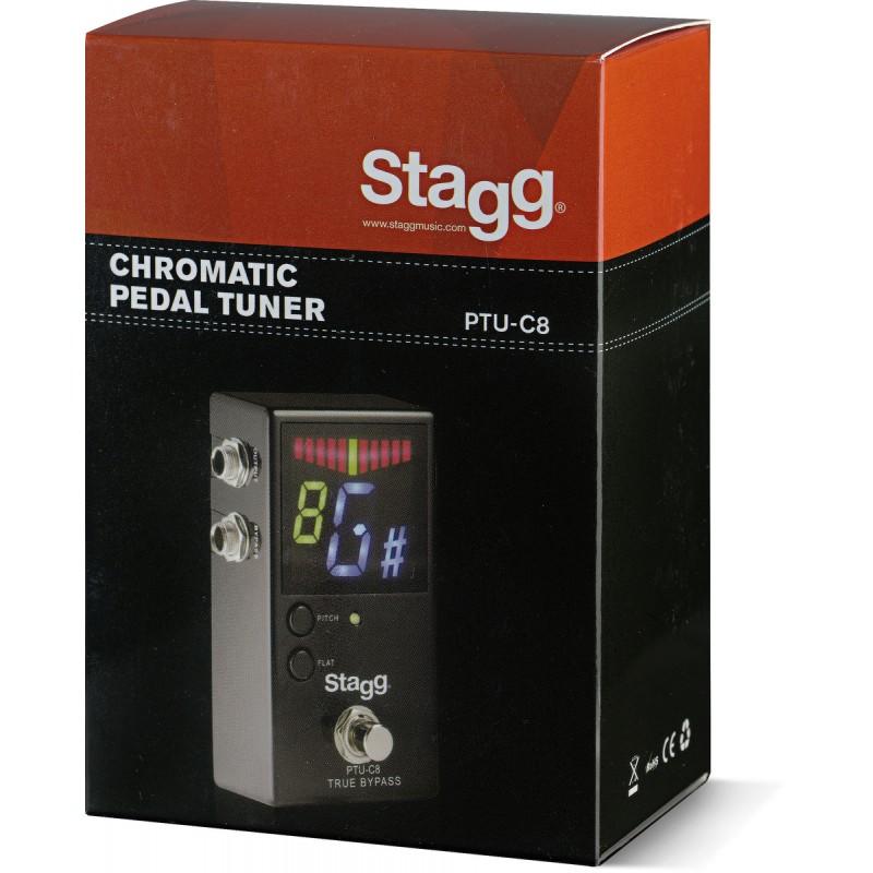 Tuner Stagg PTU-C8