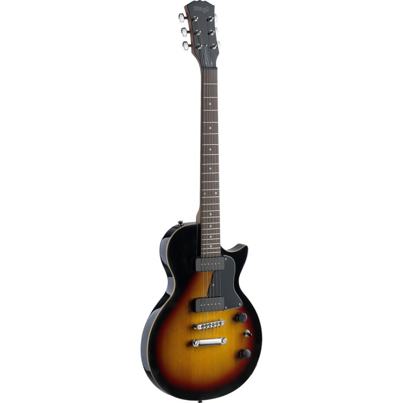 Electric guitar Stagg SEL-P90SB