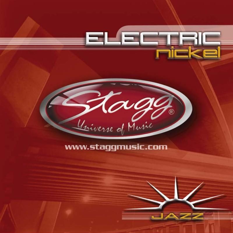 Stygos elektrinei gitarai Stagg EL-1254 .012