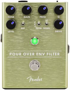 Gitaros efektas - pedalas Fender POUR OVER ENVELOPE FILTER