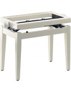 Pianino kėdutės rėmas Stagg PB45 WH M