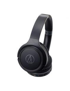 Belaidės ausinės Audio Technica  ATH-S200 BT BK