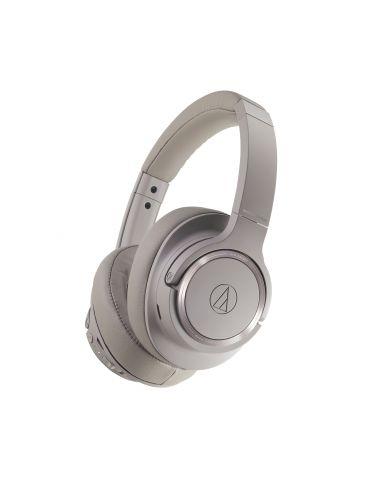 Belaidės ausinės Audio Technica ATH-SR50BT GY