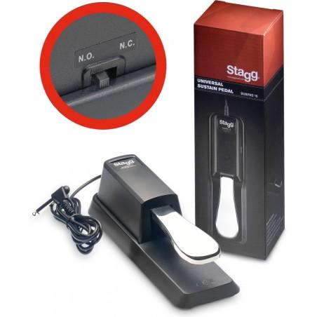Universalus išlaikymo pedalas Stagg SUSPED 10