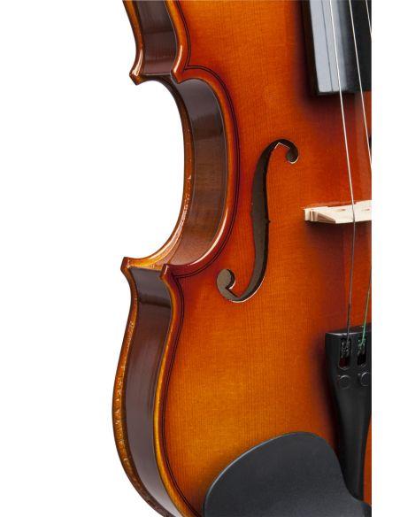 4/4 Violin Stagg VN-4/4 + case