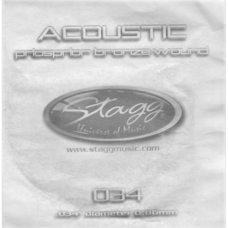 Stagg PBW-034