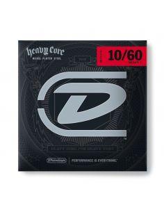 Dunlop Heavy Core Heavy Electric Strings Set 10-60 (7-strings)