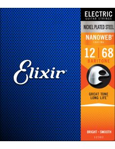 Elixir 12302 Nanoweb Heavy