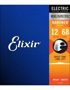 Stygos el. gitarai Elixir 12302 Nanoweb 12-68