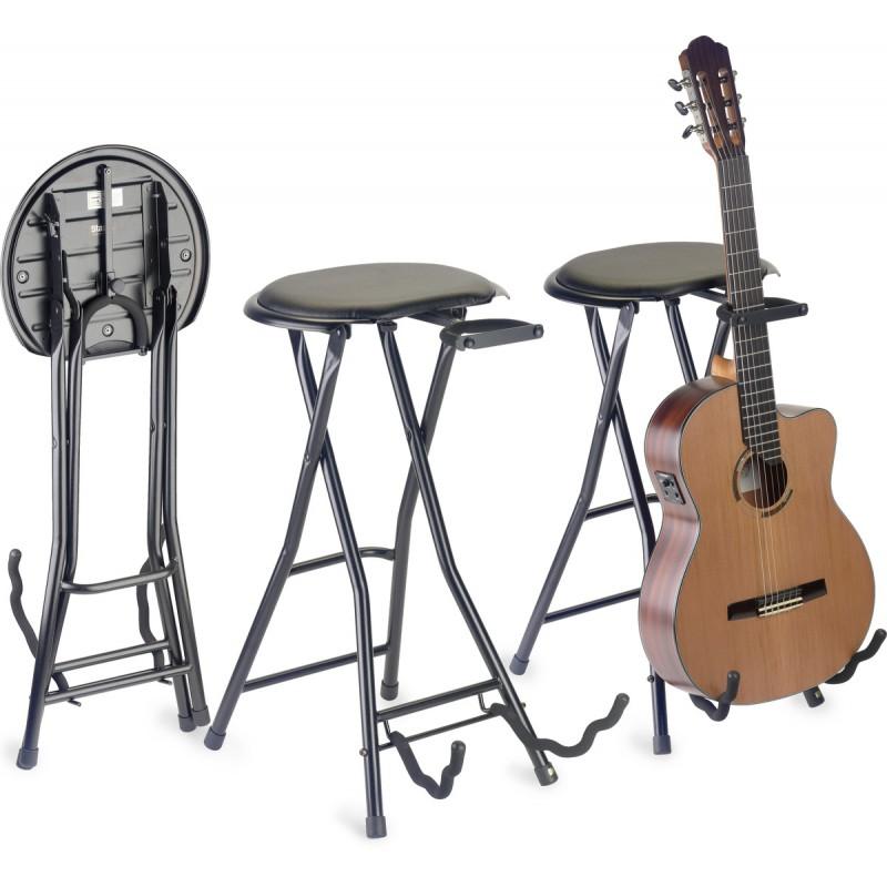 Stovas-kėdė gitarai Stagg GIST-350