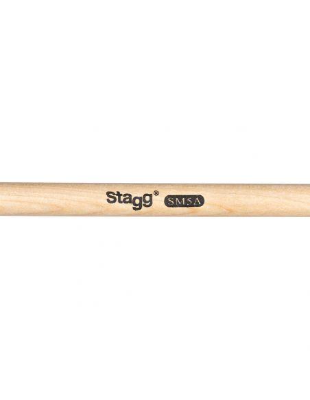 Būgnų lazdelės Stagg SM5A