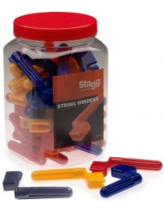 Stygų sukimo rankena Stagg GSW-40