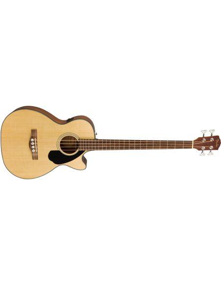 Bosinė gitara Fender CB-60SCE A-Bass Natural IL