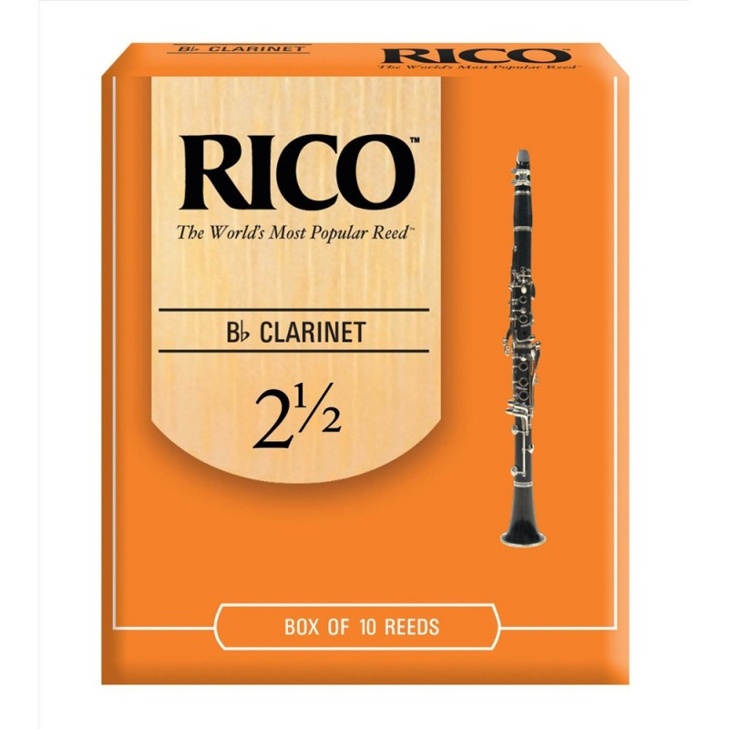 Liežuvėlis klarnetui Rico 2.5