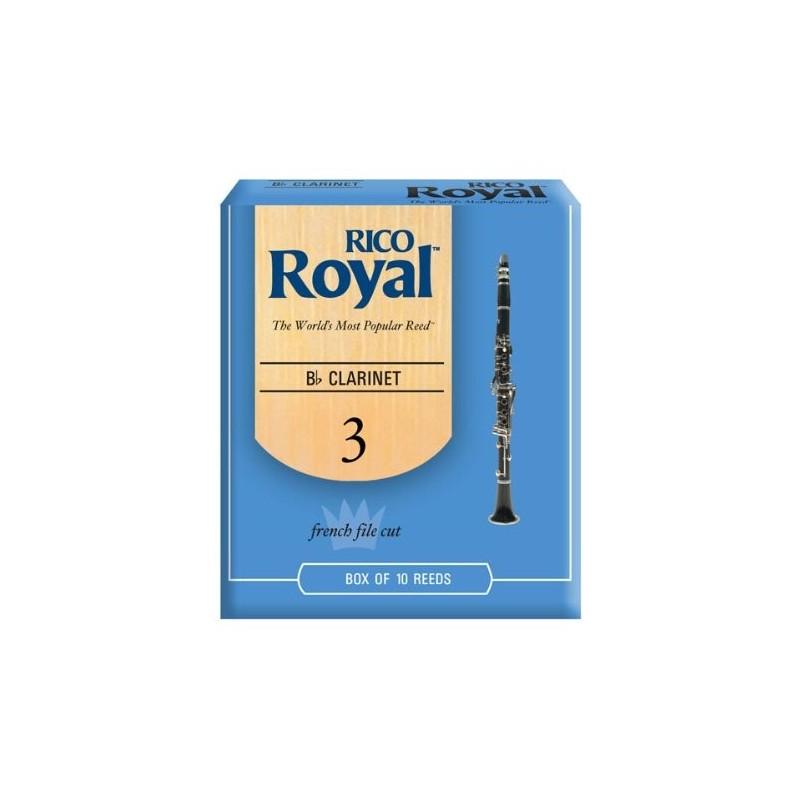 Liežuvėlis klarnetui Rico 3