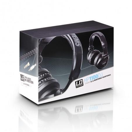 Ausinės LD HP1100DJ