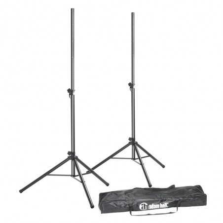 Adamhall SPS023SET (2 kolonėlių stovai + dėklas)