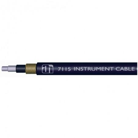 Instrumentinis kabelis Adam Hall 7115BLK