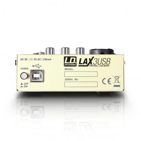 LD LAX3USB