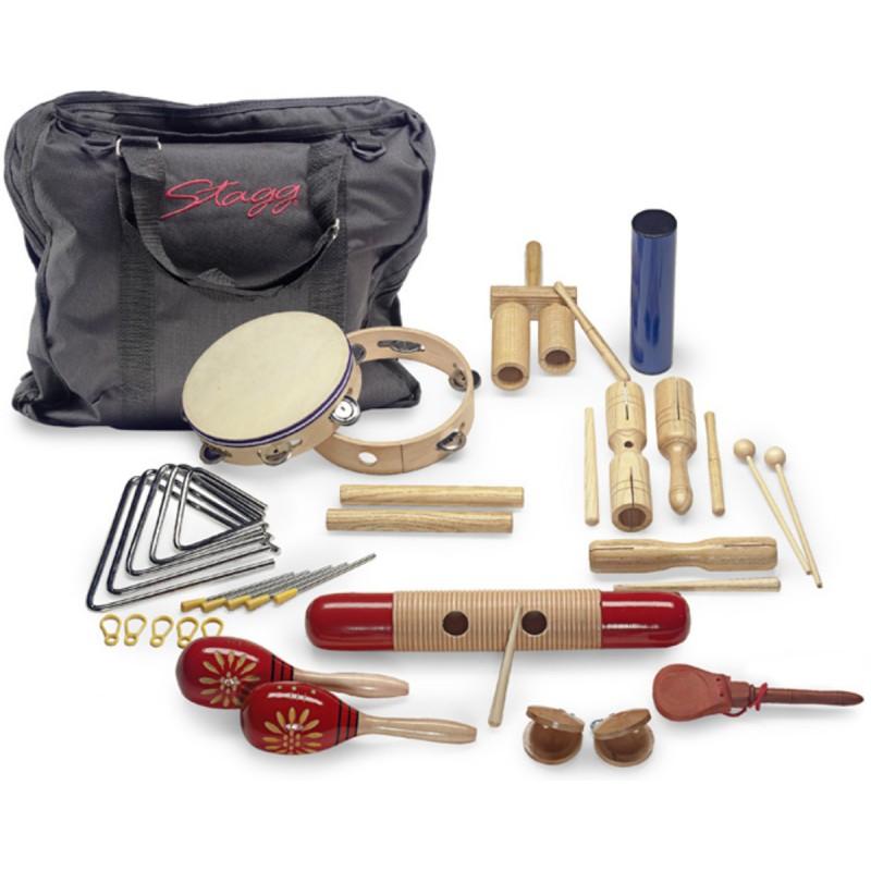 Junior percussion kit Stagg CPJ-05