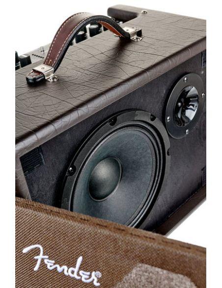 Kubas akustinei gitarai Fender Acoustic Junior