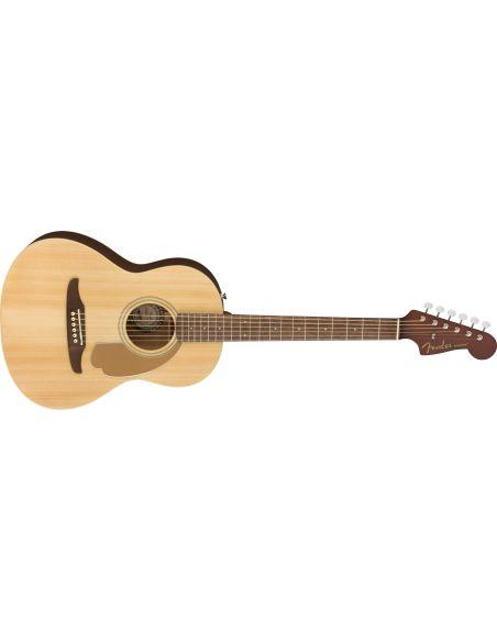 Akustinė mini gitara Fender Sonoran + dėklas