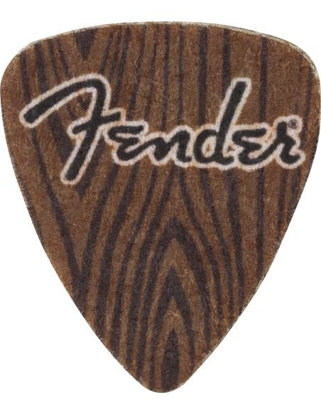 3 mediatorių ukulelei komplektas Fender 351 Felt
