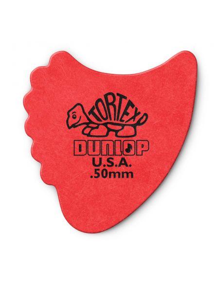 Mediatorius Dunlop Tortex Fin (įvairių storių)
