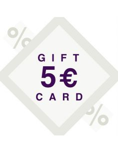 5€ dovanų kuponas