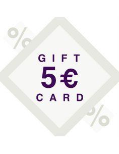 5€ Gift Card