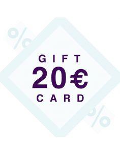 20€ dovanų kuponas