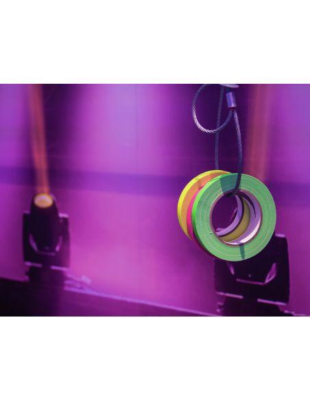 Lipni juosta Gaffa Tape (neoninė-oranžinė, šviečia tamsoje)